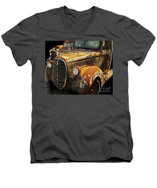 C208 Men's V-Neck T-Shirt