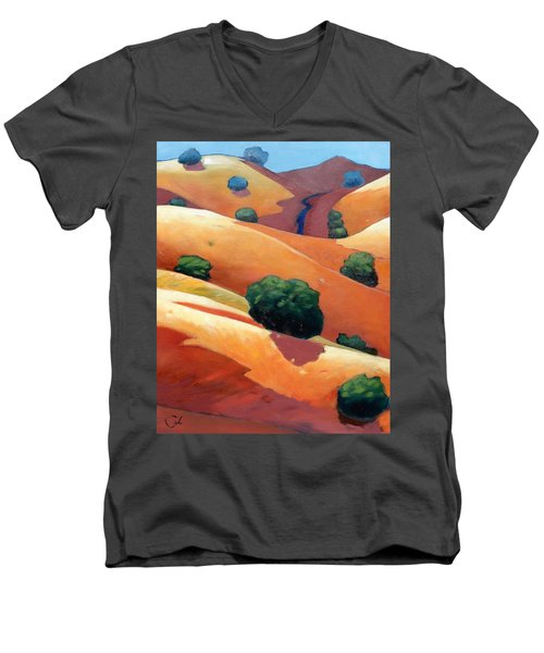 Ca Rollers Trip II Men's V-Neck T-Shirt