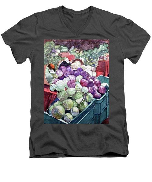 Cabbage Patch Men's V-Neck T-Shirt