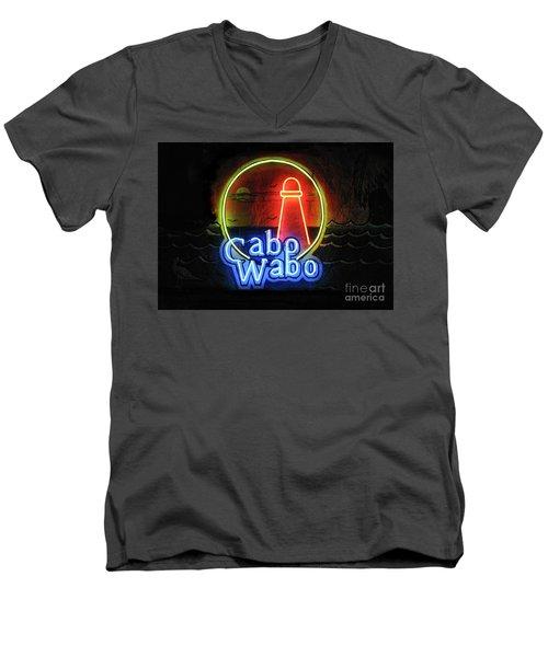 Cabo Wabo Men's V-Neck T-Shirt