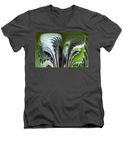 Cactus Predator Men's V-Neck T-Shirt