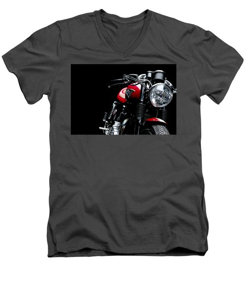 Cafe Racer Men's V-Neck T-Shirt