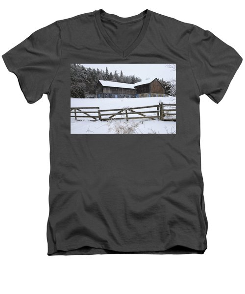Caledon Farm Men's V-Neck T-Shirt