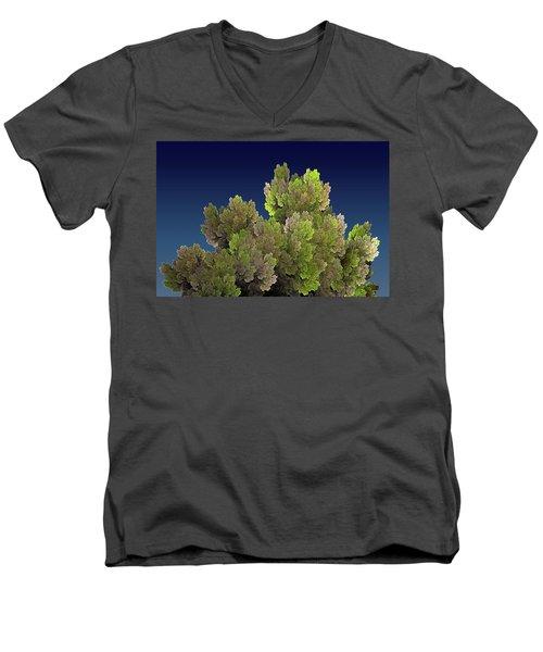Callahan Grove Spring Men's V-Neck T-Shirt