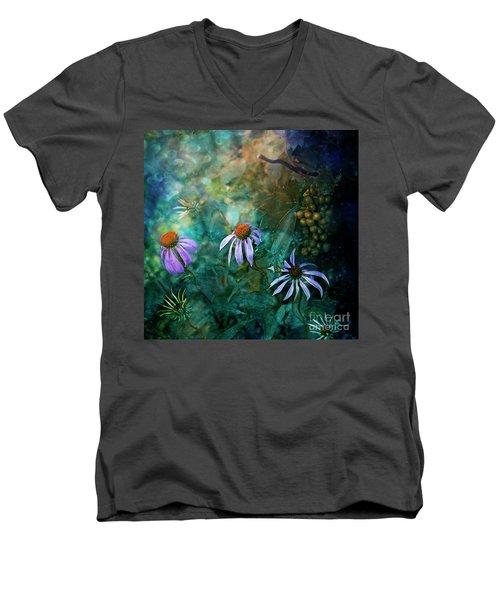 Callisto Men's V-Neck T-Shirt
