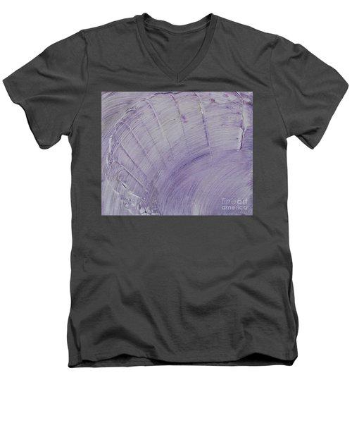 Calm Men's V-Neck T-Shirt