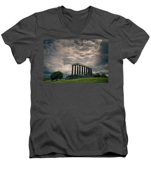 Calton Hill Men's V-Neck T-Shirt