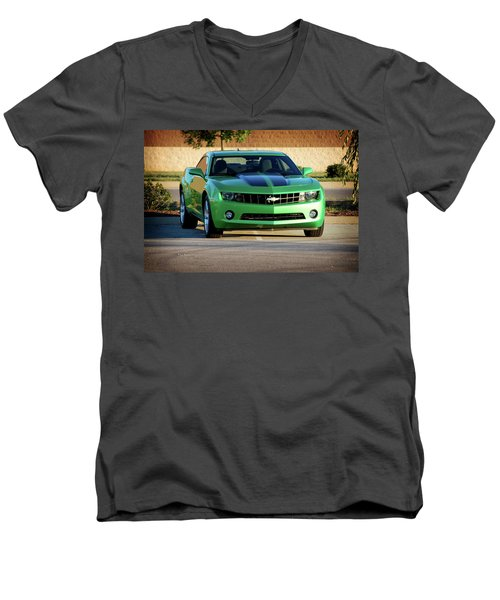 Camaro Origional Men's V-Neck T-Shirt