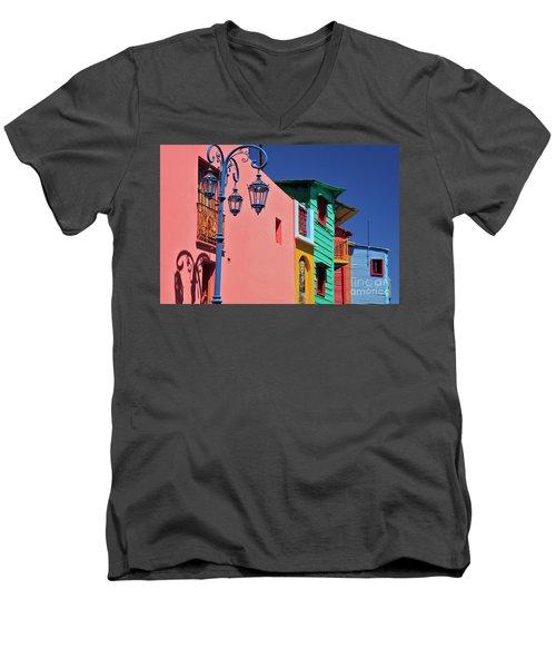 Caminito Men's V-Neck T-Shirt