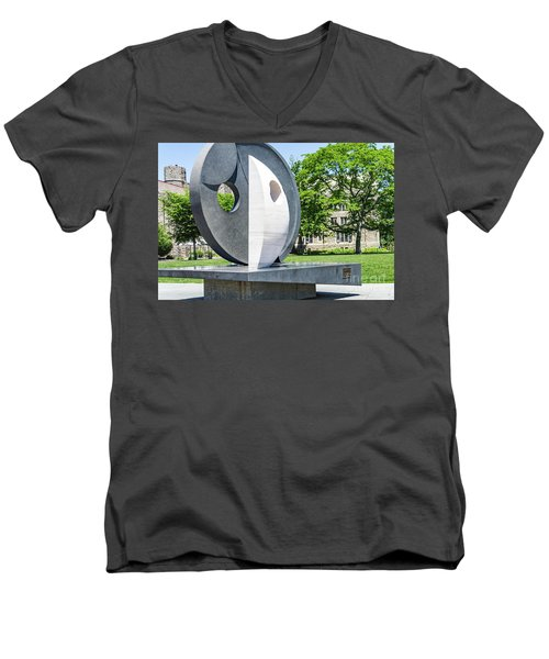 Campus Art Men's V-Neck T-Shirt