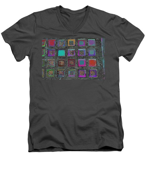 can U see from down there Men's V-Neck T-Shirt
