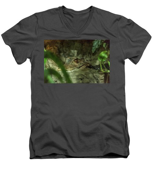 Can You See Me Men's V-Neck T-Shirt