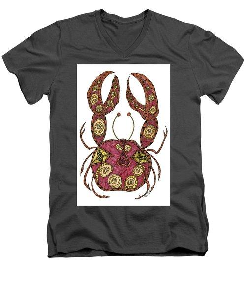 Cancer Men's V-Neck T-Shirt