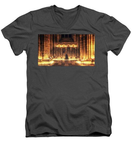 Candlemas - Bell Men's V-Neck T-Shirt