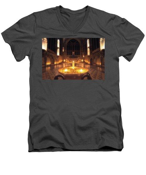 Candlemas - Lady Chapel Men's V-Neck T-Shirt