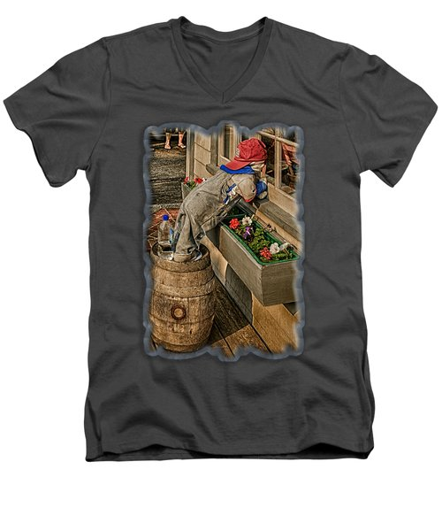 Candy Store Delight Men's V-Neck T-Shirt