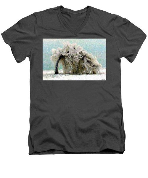 Unbreakable  Men's V-Neck T-Shirt