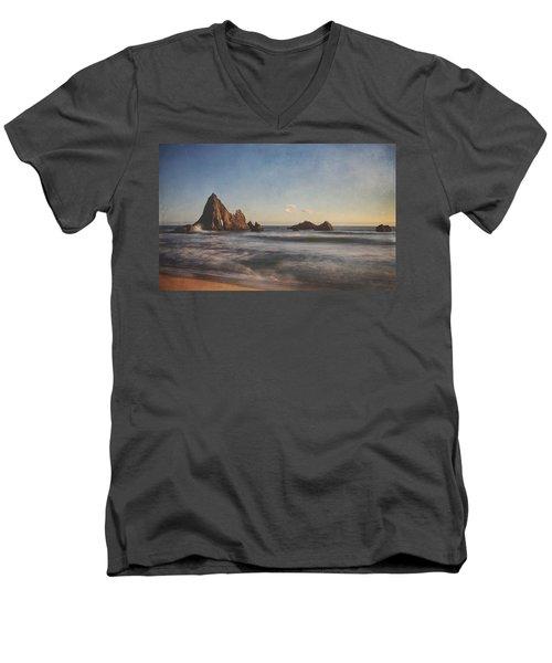 Can't Take My Mind Off Of You Men's V-Neck T-Shirt