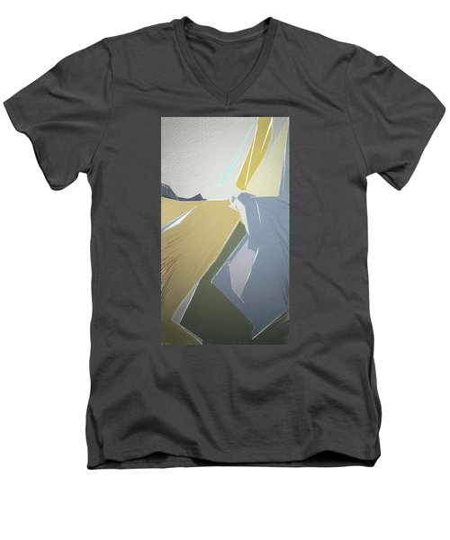 Canyon Men's V-Neck T-Shirt
