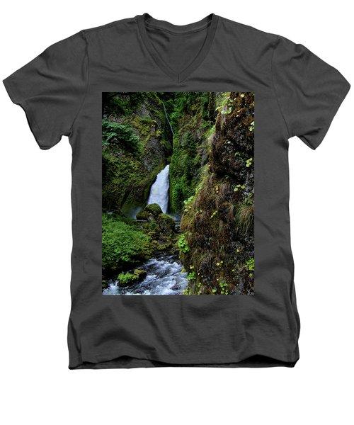 Canyon's End Men's V-Neck T-Shirt