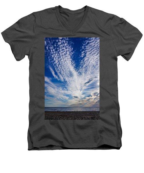 Cape Clouds Men's V-Neck T-Shirt