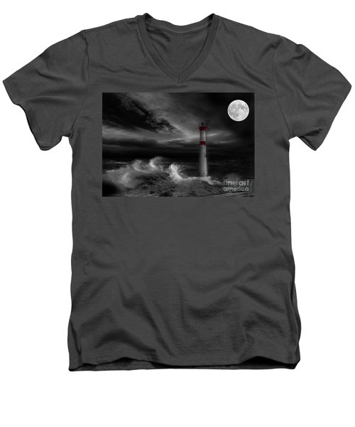 Cape Fear Men's V-Neck T-Shirt