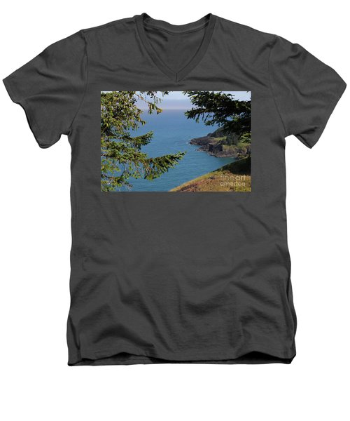 Cape Foulweather  Men's V-Neck T-Shirt