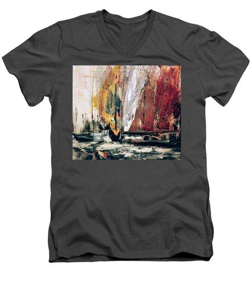 Cape Of Good Hope Men's V-Neck T-Shirt