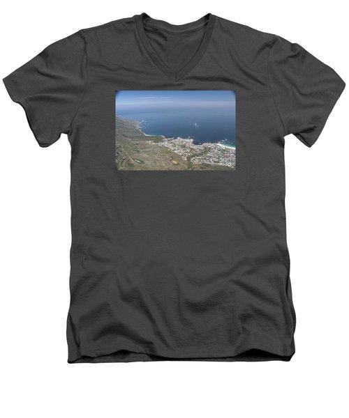Capetown, South Africa Men's V-Neck T-Shirt