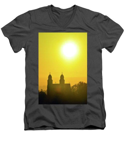 Capitol Hill Church Men's V-Neck T-Shirt