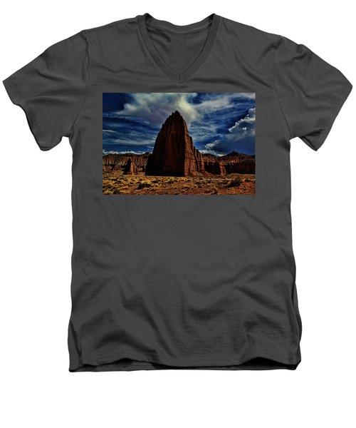 Capitol Reef Men's V-Neck T-Shirt