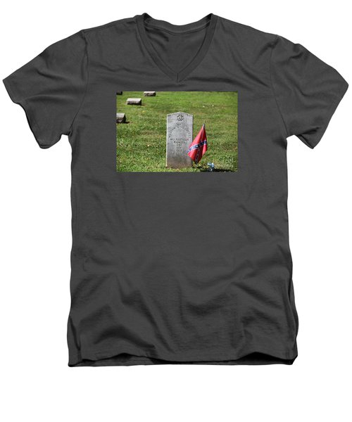 Capt Quantrill Men's V-Neck T-Shirt