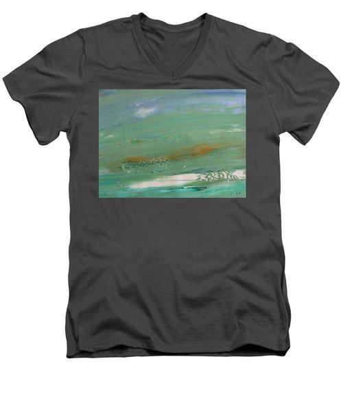 Caribbean Men's V-Neck T-Shirt