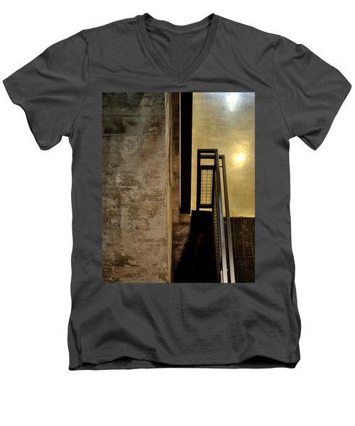 Carlton 11 Men's V-Neck T-Shirt