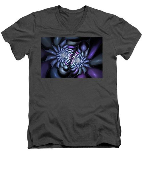 Carnival-12 Blues Men's V-Neck T-Shirt