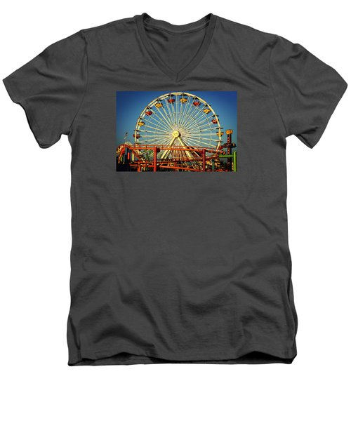 Carnival 2 Men's V-Neck T-Shirt