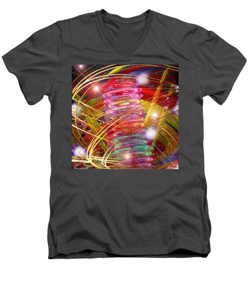 Carnival Men's V-Neck T-Shirt