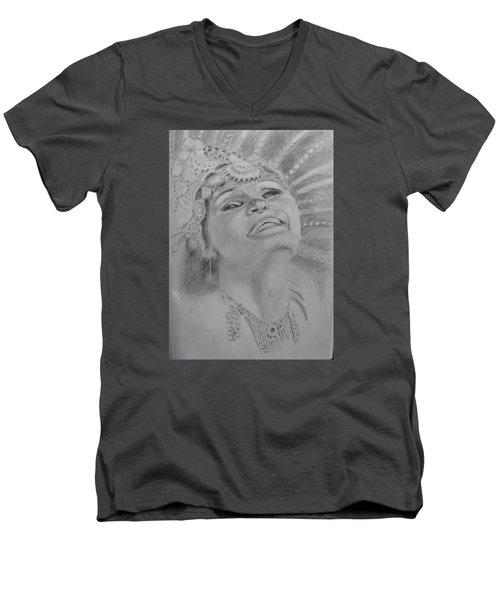 Carnival Joy Men's V-Neck T-Shirt