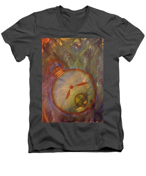 Carpe Diem Men's V-Neck T-Shirt