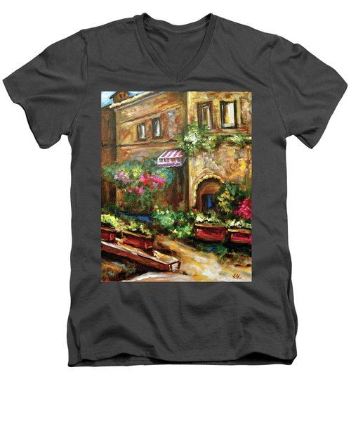Casa Bella Men's V-Neck T-Shirt