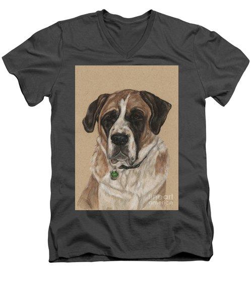 Casey  Men's V-Neck T-Shirt