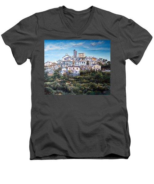 Castello Men's V-Neck T-Shirt