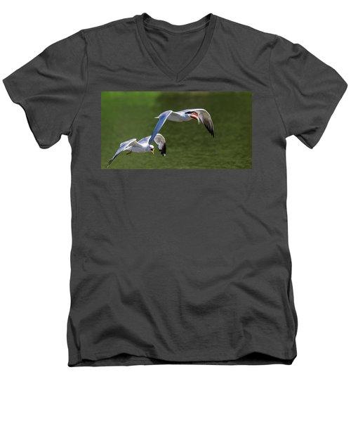 Catch Of The Day - 2 Men's V-Neck T-Shirt