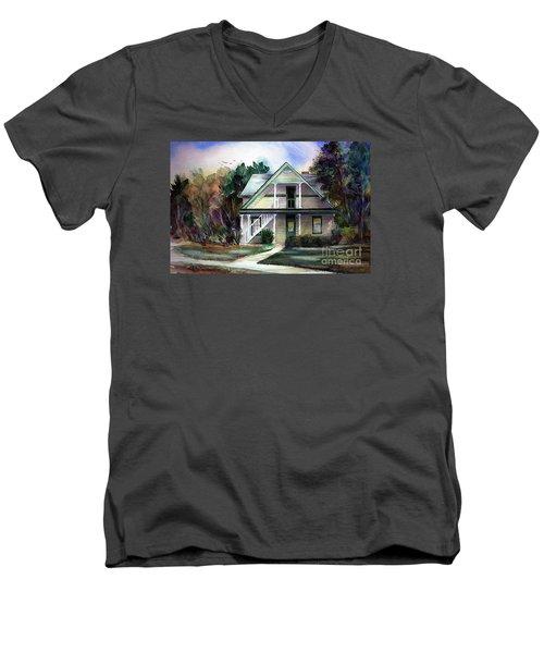 Catherine's House Men's V-Neck T-Shirt