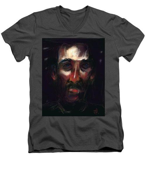 Cecil Men's V-Neck T-Shirt