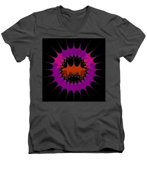 Centalgins Men's V-Neck T-Shirt