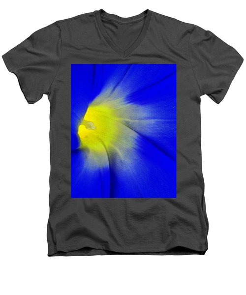 Center Of Being Men's V-Neck T-Shirt