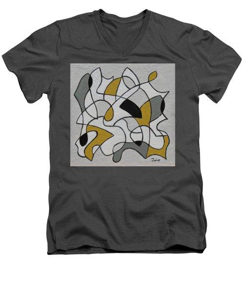 Certainty Men's V-Neck T-Shirt