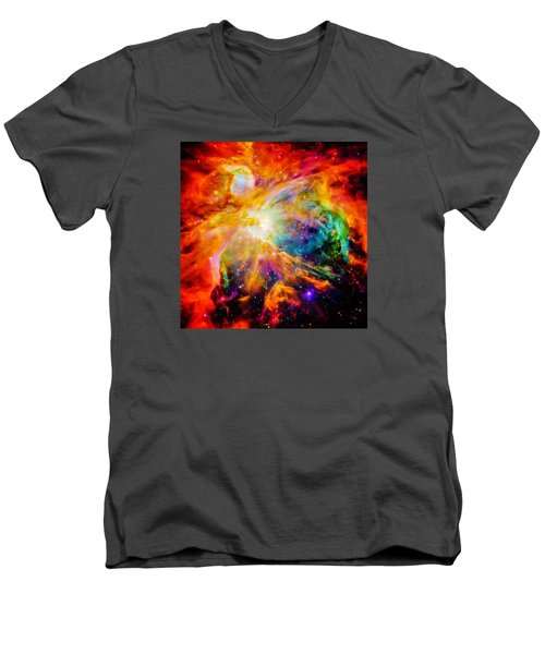 Chaos In Orion Men's V-Neck T-Shirt