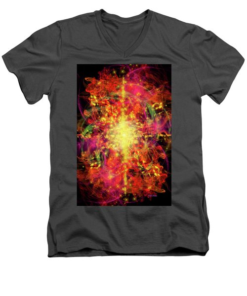 Chaos Men's V-Neck T-Shirt